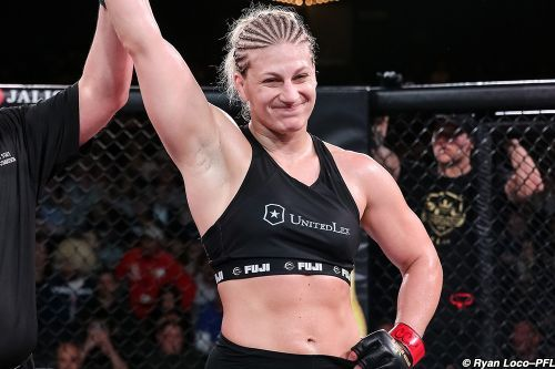 PFL reveals women's lightweight roster with Sarah Kaufman, Kayla Harrison, six others