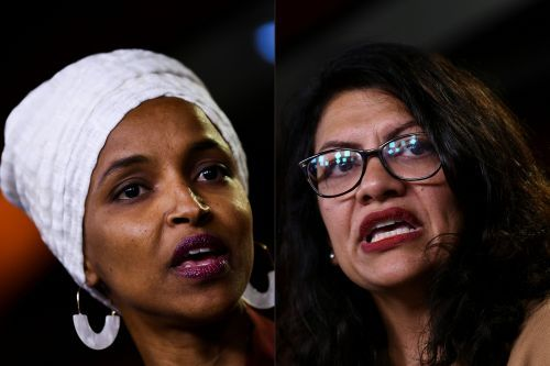 Rashida Tlaib Allowed To Visit Relatives But Backs Out Of Visit; Ilhan Omar Still Barred From Israel