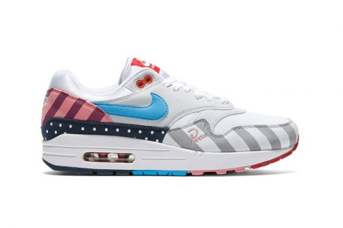 Advent Calendar Day 7: Parra x Nike Air Max 1