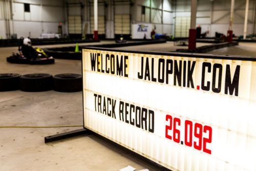 Are You Faster In A Kart Than Jalopnik? Come Find Out In Detroit Next Weekend!