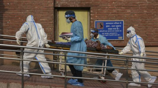 India Reports Record Spike In COVID-19 Cases, But Nixes Another Nationwide Lockdown