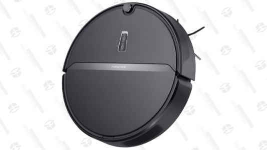 Save Up to 37% on a Roborock Robot Vacuum at Amazon