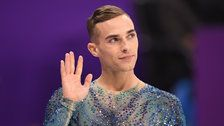 Adam Rippon Turns Down NBC Contributor Gig