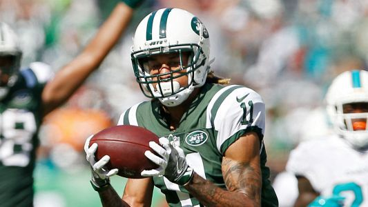 Jets' Robby Anderson arrested on 9 charges after speeding, threatening officer's wife