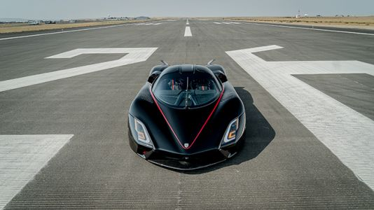 The All-New SSC Tuatara Gives Bugatti A Run For Its Money