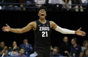 Hachimura, Gonzaga use strong 2nd half to beat USD 79-67