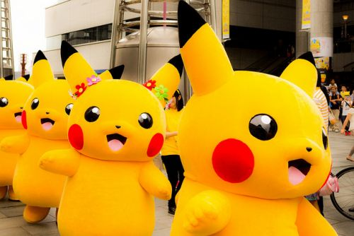Gotta catch 'em all: Secret Service nabs Pikachu-dressed man at White House