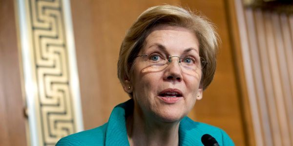 Elizabeth Warren just unveiled an ambitious plan to get rid of 42 million Americans' student loan debt