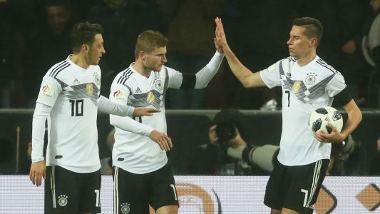 FIFA ranking: Germany hold on to top spot, England down & the top 20 in full