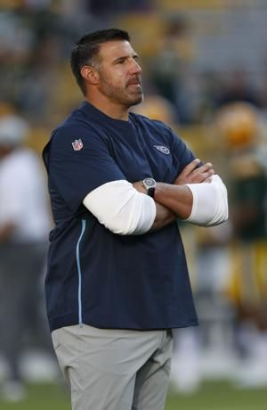 Promising start for Titans' new offense under coach Vrabel