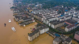 Floods leave 12 dead, 3 missing in eastern China province