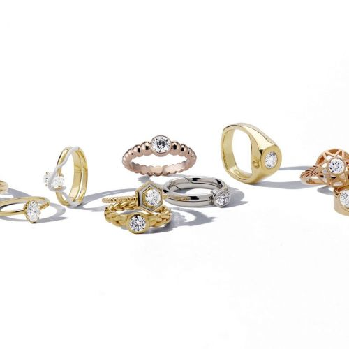 Blue Nile Partners With 10 Jewelry Designers
