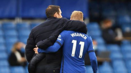 'If I'd scored more, maybe he'd still be here': Misfiring Timo Werner laments lack of goals may have cost Lampard Chelsea job