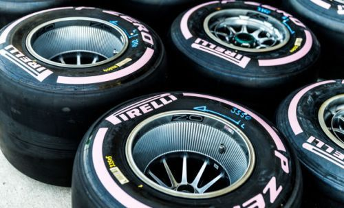 Pirelli's New Pink Formula One Tire Names Suck Because They Aren't Soft Enough