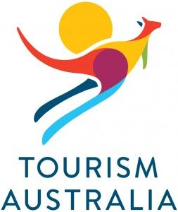 Tourism Australia promoting tourism in social media channels