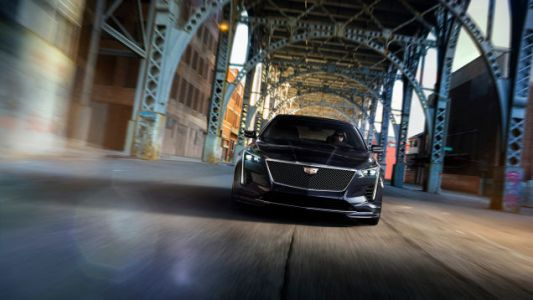 The550-Horsepower CadillacCT6-V Is Here and Starts at$88,790