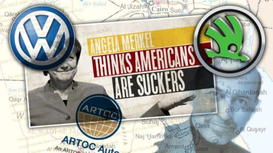 This Bizarre Beef Is The Real Story Behind Those Anti-Volkswagen Political Attack Ads