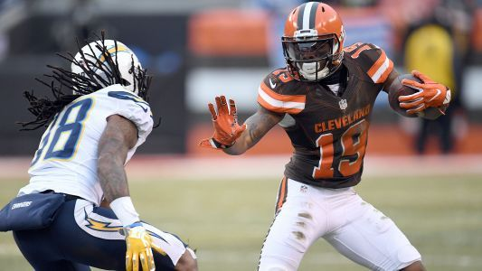 Former Browns WR Corey Coleman requested trade before he was sent to Bills