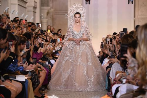 See Every Look from the Elie Saab Fall 2018 Couture Collection