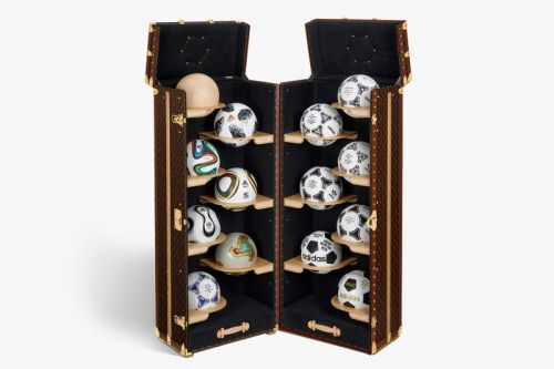Louis Vuitton to Auction Special-Edition World Cup Case Trunk for Charity