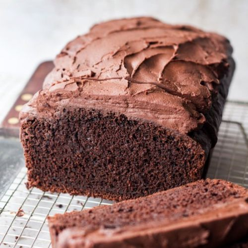 Sweet potato chocolate cake