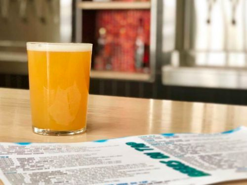 The Next-Level Pint Glass That Will Elevate Your Beer Drinking