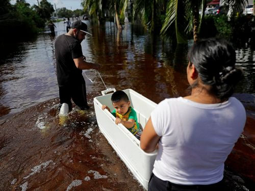 Hurricane Irma caused at least 28 million gallons of treated and untreated sewage to flood streets, homes, and waterways