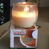 Doughnut Addicts, Prepare Your Nostrils For These Heavenly Krispy Kreme Candles