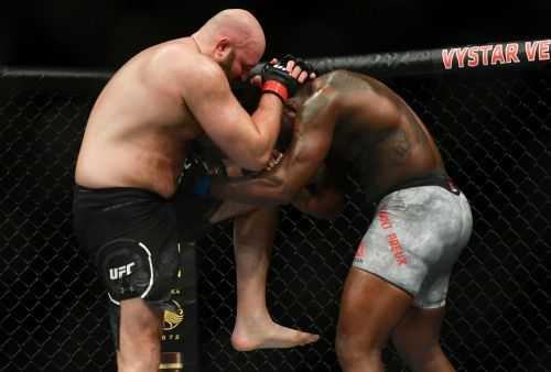 UFC on ESPN+ 37's Ben Rothwell 'got ripped to shreds' for speaking on Kenosha protests