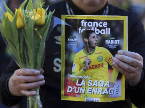 Latest search for soccer player Emiliano Sala and pilot focuses on possibility of finding a life raft
