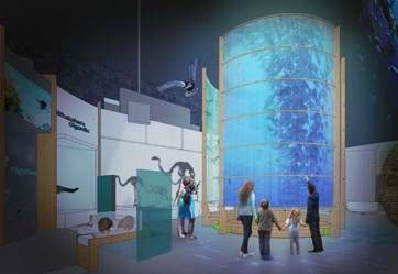 Te Papa's ground-breaking new exhibition zone to open soon