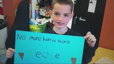 New Boston park to be named for marathon bombing's youngest victim