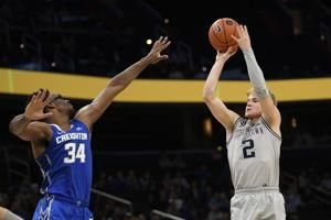 Georgetown's Mac McClung to test NBA waters, could return