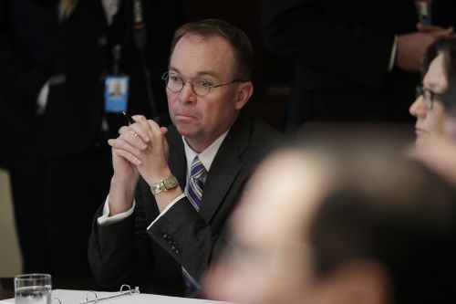 Former Bolton deputy rejects Mulvaney's attempt to join impeachment lawsuit