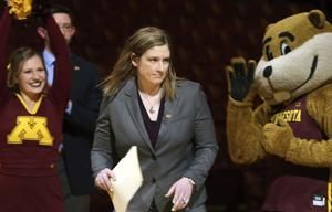 Welcoming Whalen: Gophers to start season with sellout crowd