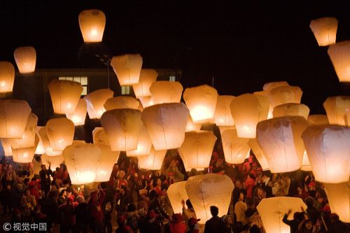 Lantern Festival: A romantic celebration in China