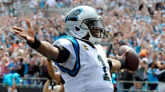Newton's 4 TDs lift Panthers over Bengals 31-21
