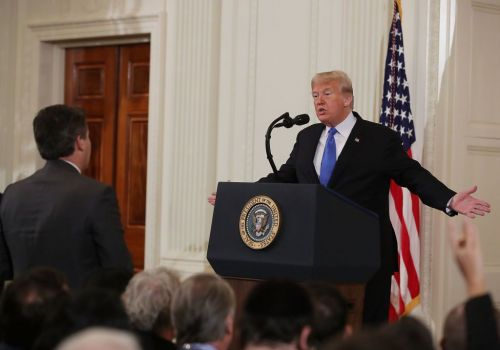 Judge orders White House immediately restore CNN reporter's press pass