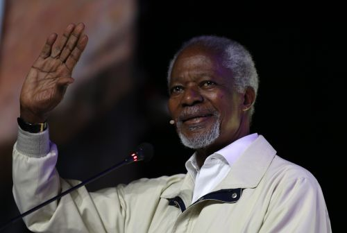 'Guiding force for good;' Former UN Secretary-General Kofi Annan dies at 80