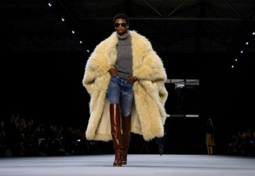 Hedi Slimane Softens Way Up for His Seventies-Tinged Sophomore Collection at Celine