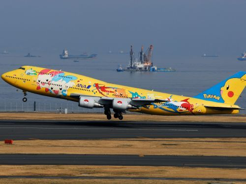 40 special paint jobs airlines have put on planes to advertise Pokemon, call attention to special causes, and generate nostalgia
