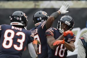 Bears maintain focus after flawed 20-13 victory over Lions