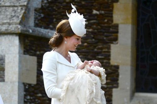 Here's Everything You Need to Know About the Fascinating History of Prince Louis's Christening Dress