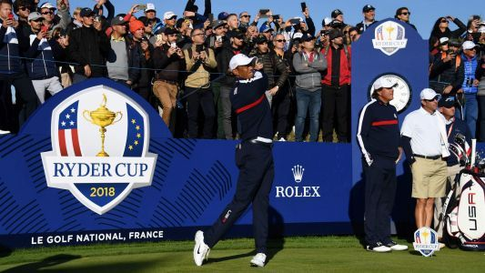 USA Ryder Cup diary: Tiger's roaring reception, John McEnroe's bold prediction