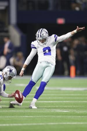 Cowboys waive struggling kicker Maher, sign veteran Forbath