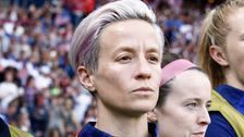 Here's Why Megan Rapinoe Is Protesting During The National Anthem At The World Cup