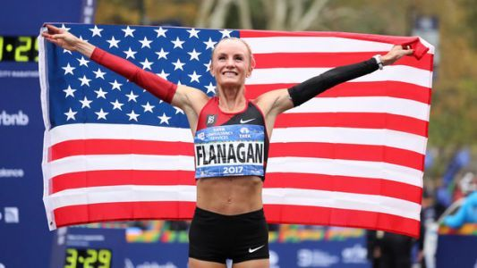 Shalane Flanagan Becomes First U.S. Woman To Win NYC Marathon In 40 Years