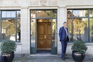 Former FIFA official Valcke appeals ban from soccer