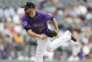 Story homers as Rockies beat Diamondbacks 5-1