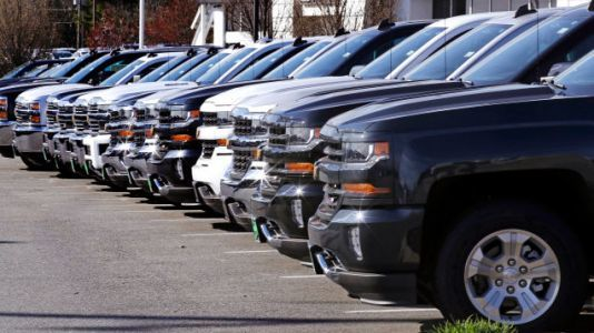 Zero-Percent Car Loans Are Back for the Holidays